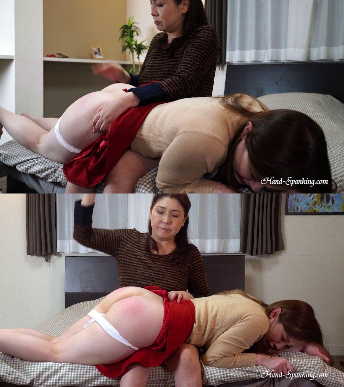 hand-spanking – MP4/HD – Yoshimi, Miki – Reason For Punishment (Eng Sub)