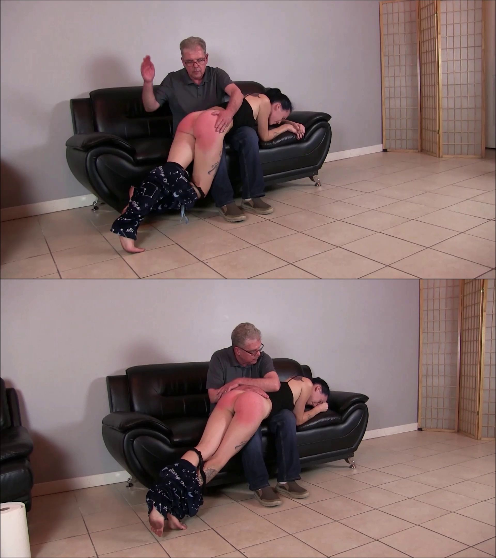 Punished Brats – MP4/Full HD – Serenity Rayne, David Pierson – Chores Not Done