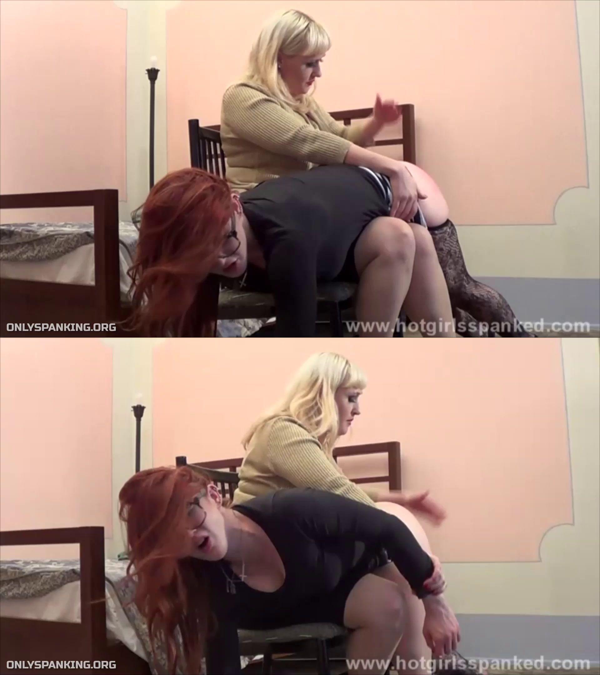 Spanking Veronica Works – MP4/HD – Veronica Ricci, Julie Simone – Veronica Spanked By Mom