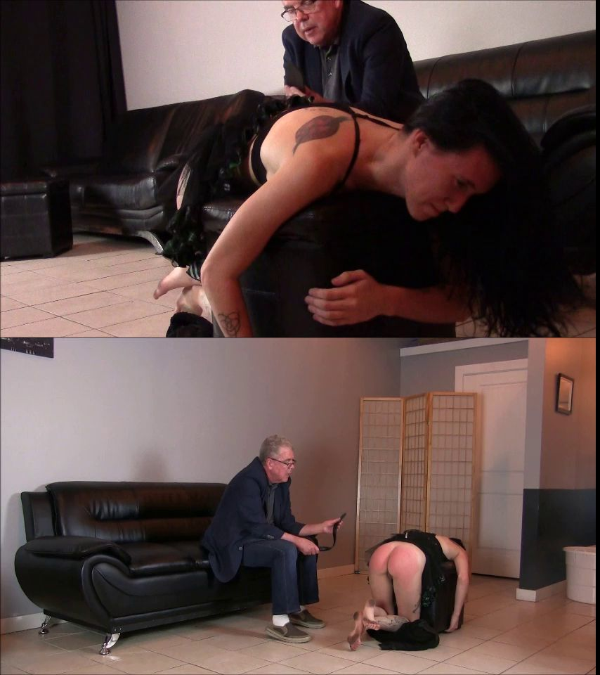 Punished Brats – MP4/SD – Serenity Rayne, David Pierson – Going To A Go