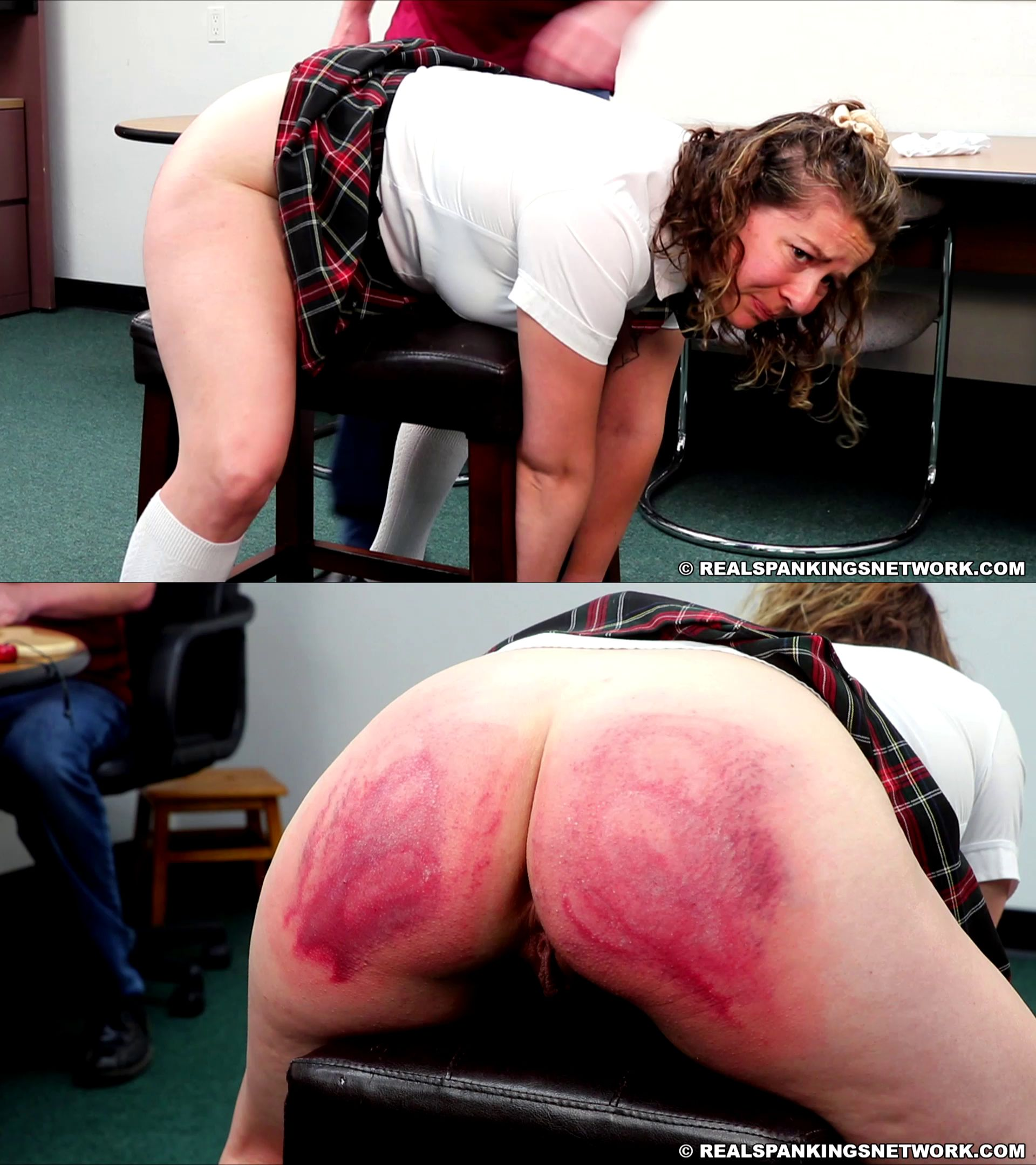 Real Spankings Institute – MP4/HD – Kaylee – Kaylee Sent To The Dean (part 2 Of 2)