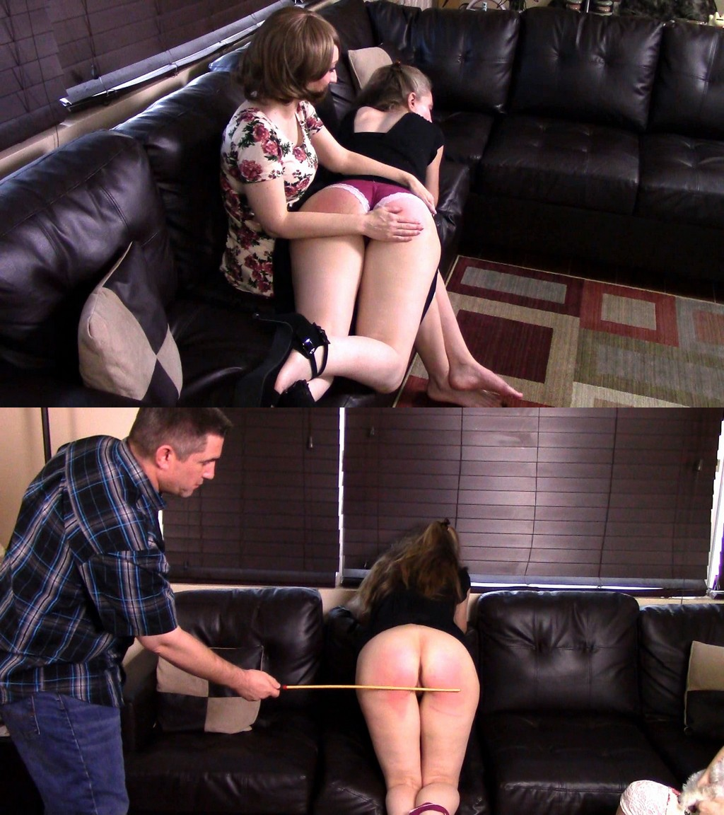 Lily Starr Spanking – MP4/Full HD – A Painful Lesson For Teacher: Miss Anna (Exclusive)
