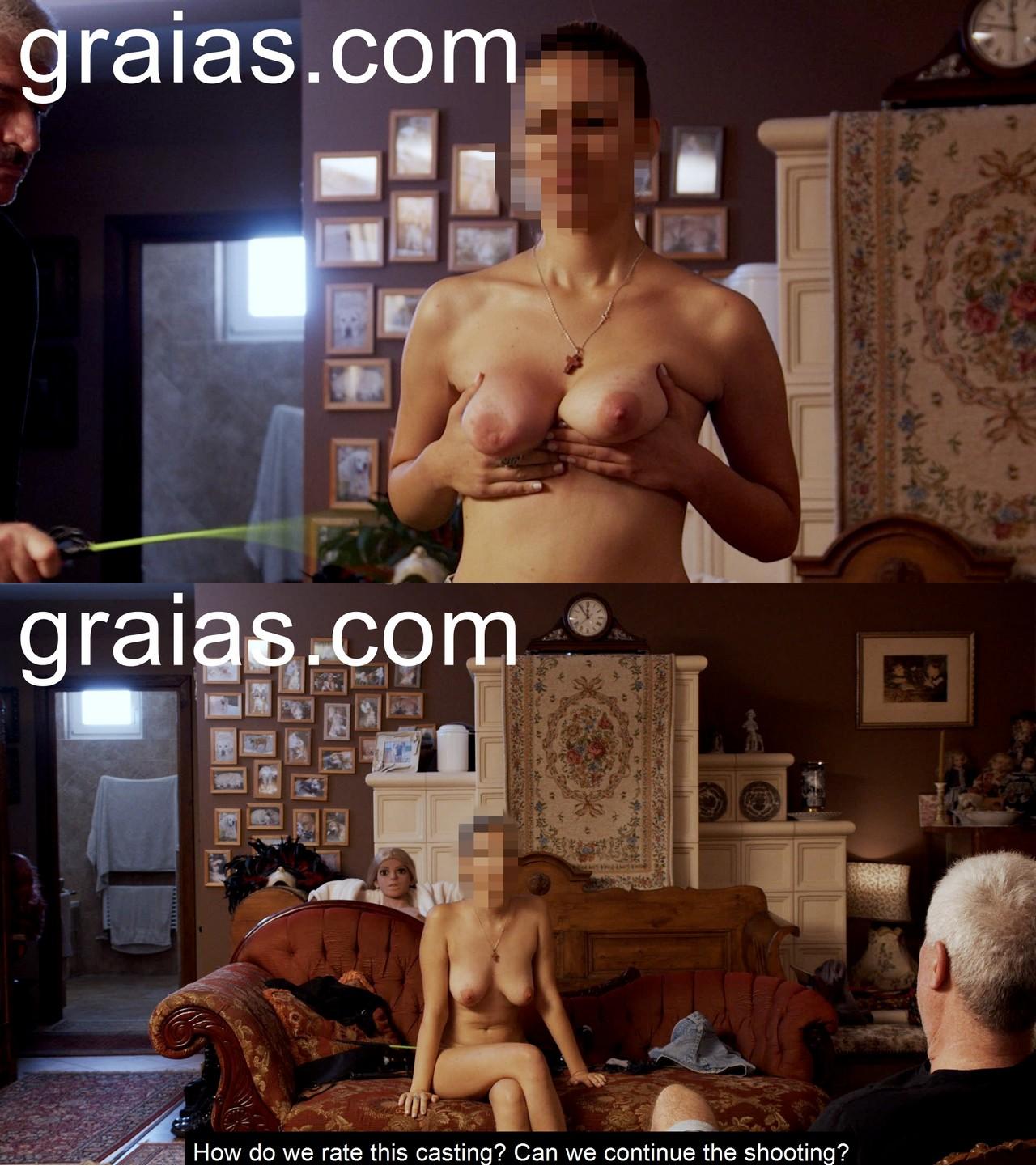 Graias – MP4/Full HD – FINDING HERSELF IN DR LOMP S HANDS – LINDA S DEBUT