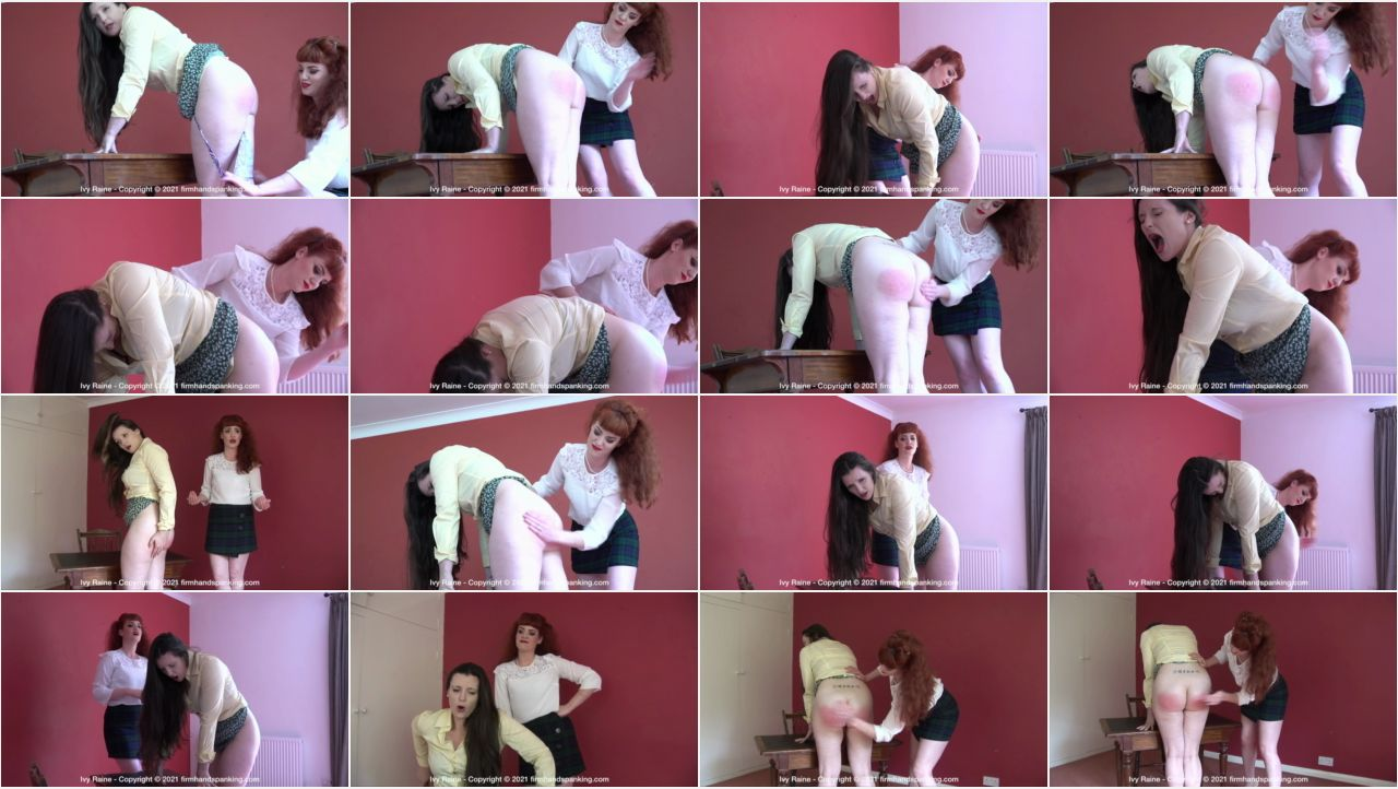 firmhandspanking – MP4/HD – Ivy Raine – No Room At The Top/Top executive Ivy Raine suffers a humiliating spanking, bottom totally bare