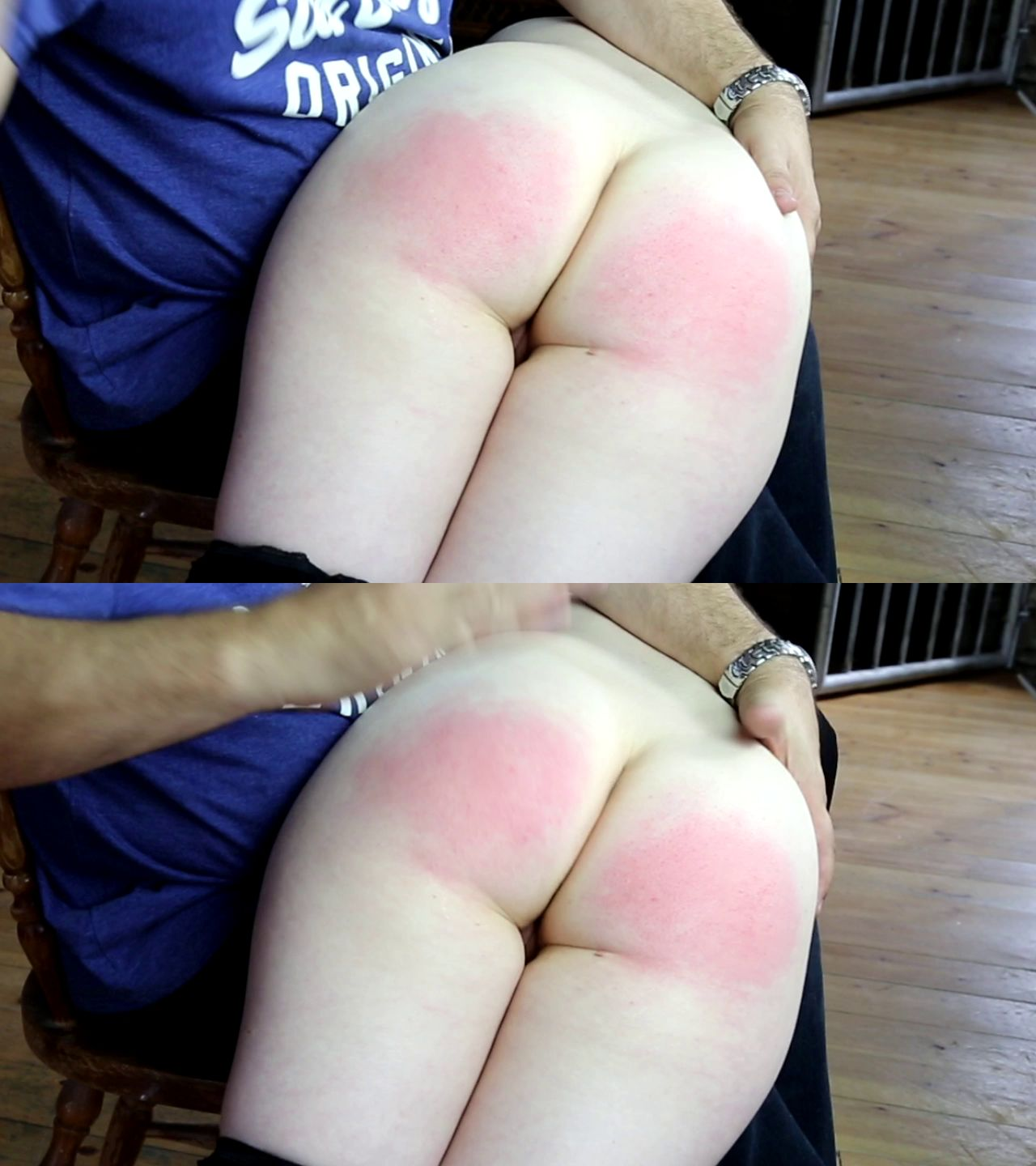 StrictSpanker – MP4/HD – Spanked For Lateness