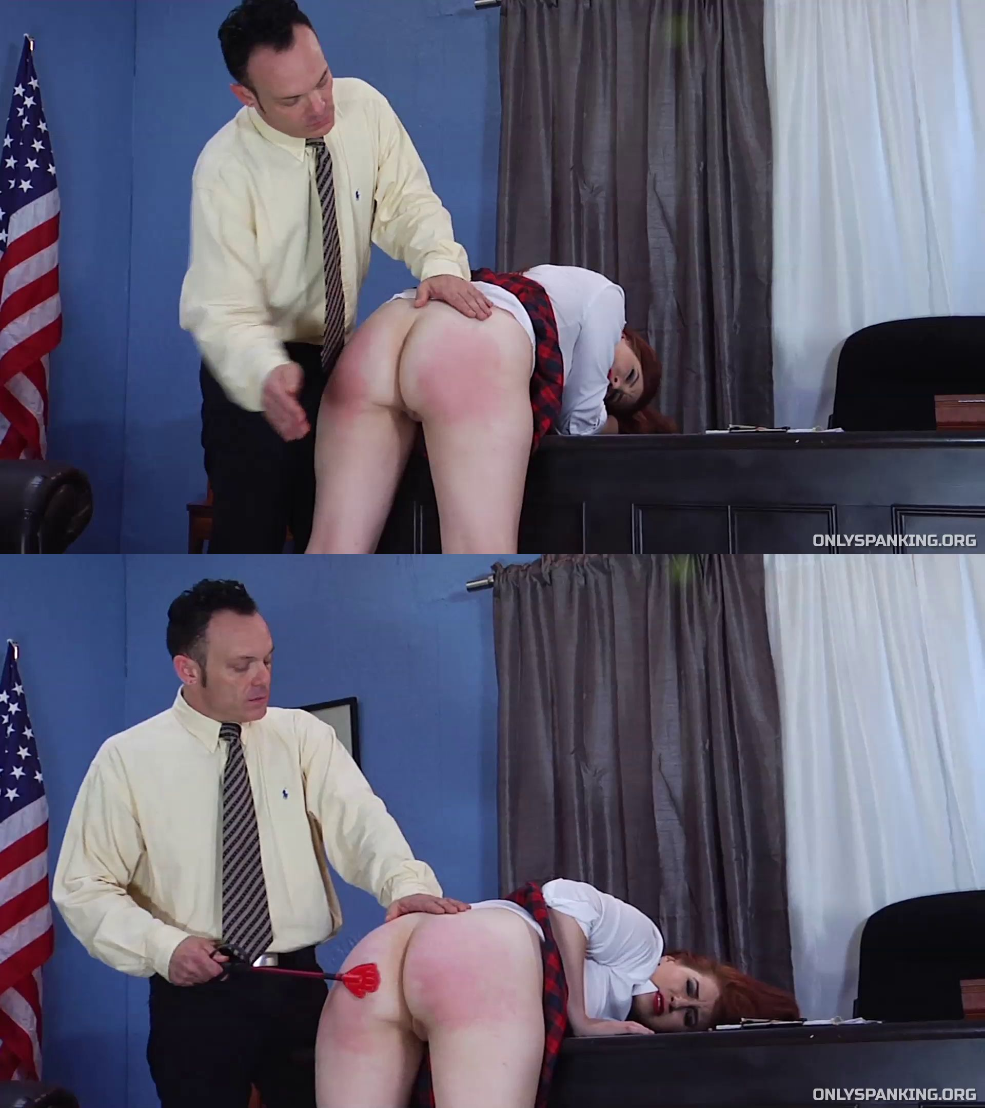 severesexfilms – MP4/HD – Charli Piper, Dominik Kross – The Naughty School Girl Gets Punished With A Spanking