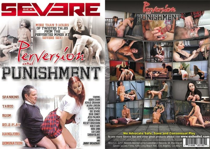 Severe Sex Films – MP4/Full HD – Ashlee Graham, Dixie Comet, Kelsey Obsession, Mika Sparx, Charli Piper, Dee Severe – Perversion And Punishment