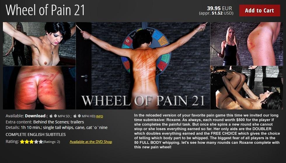 Elite Pain – MP4/HD – Wheel of Pain 21