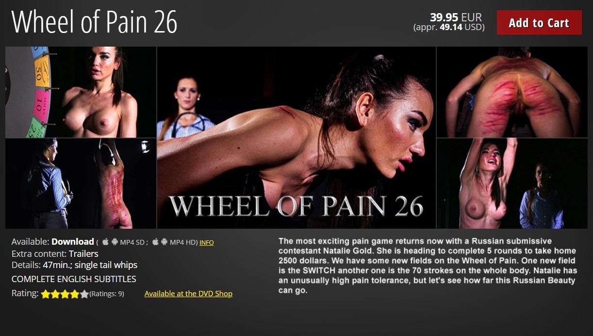 Elite Pain – MP4/HD – Wheel of Pain 26